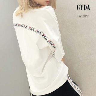 GYDA - GYDA & FILA コラボTシャツ