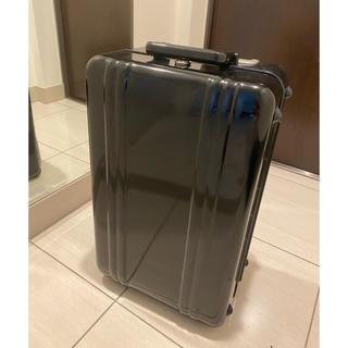 ゼロハリバートン(ZERO HALLIBURTON)のゼロハリバートン スーツケース初期モデル(トラベルバッグ/スーツケース)