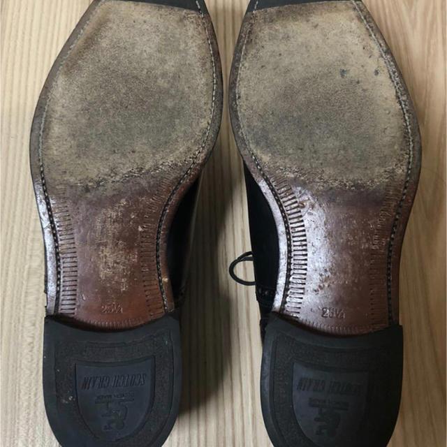 スコッチグレイン T0010 百貨店限定 25.5cm E 定価47300円 メンズの靴/シューズ(ドレス/ビジネス)の商品写真