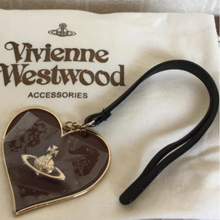 Vivienne Westwood - Vivienne Westwood ハートバッグチャーム