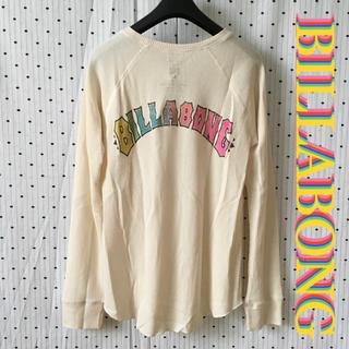 ビラボン(billabong)のBILLABONGビラボン US限定 ワッフル ロングスリーブ Tシャツ(サーフィン)