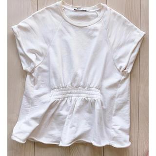 アレキサンダーワン(Alexander Wang)のアレキサンダーワン Tシャツ カットソー トップス(Tシャツ(半袖/袖なし))