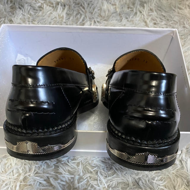TOGA(トーガ)の【10/14日までの価格】TOGA PULLA メタルローファー レディースの靴/シューズ(ローファー/革靴)の商品写真