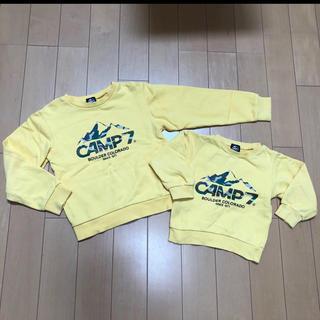 ライトオン(Right-on)のライトオン CAMP7(Tシャツ/カットソー)
