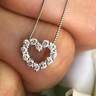 とっても綺麗♡ダイヤモンド♡ネックレストップ