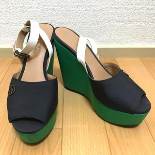 アルマーニジーンズ(ARMANI JEANS)のARMANI JEANS 靴(ハイヒール/パンプス)