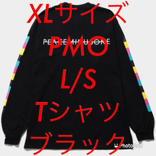 PEACEMINUSONE - PMO X THE CONVENI LONG SLEEVE T-SHIRTS