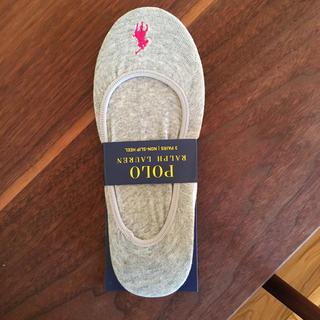 ポロラルフローレン(POLO RALPH LAUREN)の新品未使用 メンズ ソックス 三足セット シンヤ様専用(ソックス)