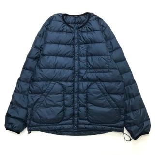 URBAN RESEARCH - NANGA URBAN RESEARCH iD インナー ダウンジャケット XL