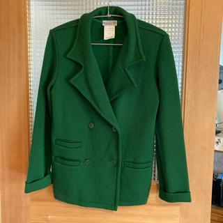 アニエスベー(agnes b.)のアニエスベー ジャケット 毛100 フランス製 最終価格୧⍢⃝୨(テーラードジャケット)