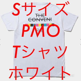 PEACEMINUSONE - PMO X THE CONVENI T-SHIRT White  Sサイズ