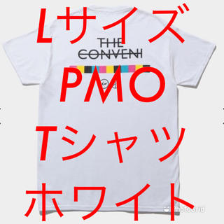 PEACEMINUSONE - PMO X THE CONVENI T-SHIRT White Lサイズ