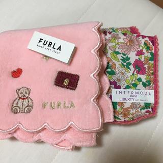 Furla - FURLA リバティ タオルハンカチ
