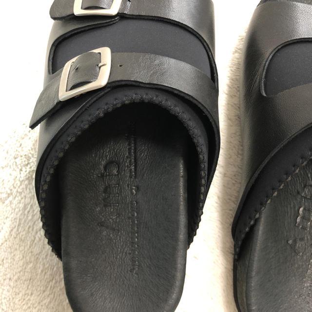 DEUXIEME CLASSE(ドゥーズィエムクラス)の未使用ambサンダル 37 レディースの靴/シューズ(サンダル)の商品写真