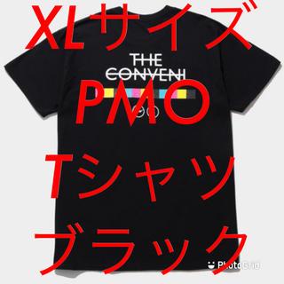 PEACEMINUSONE - PMO X THE CONVENI T-SHIRT Black XLサイズ