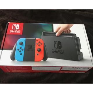 Nintendo Switch - Nintendo Switch ニンテンドースイッチ 本体 ネオン 任天堂
