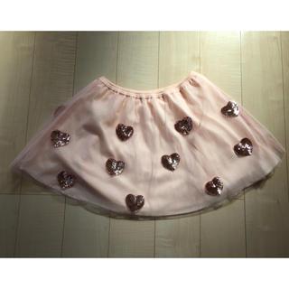 キャンディーストリッパー(Candy Stripper)のキャンディーストリッパー スパンコールスカート(ミニスカート)