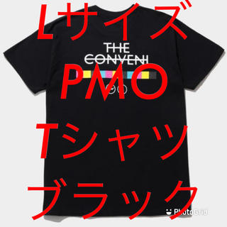PEACEMINUSONE - PMO X THE CONVENI T-SHIRT Black Lサイズ