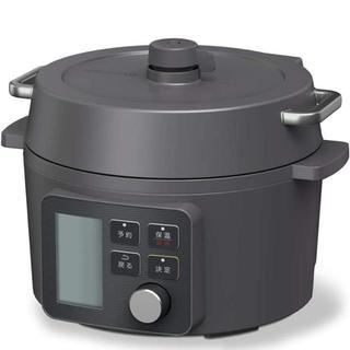 アイリスオーヤマ - 新品 限定価格‼️ 電気圧力鍋 KPC-MA2 ブラック