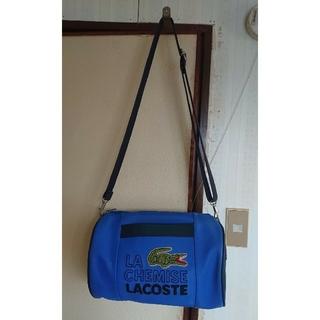 ラコステ(LACOSTE)のラコステ バック(ドラムバッグ)