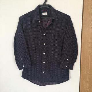 レイジブルー(RAGEBLUE)のRAGEBLUE   七分袖柄シャツ(シャツ)