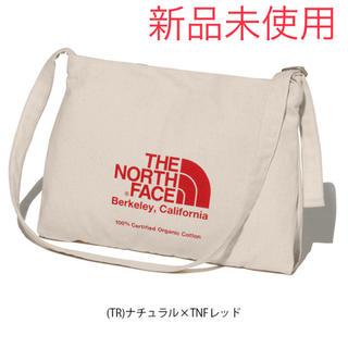 ザノースフェイス(THE NORTH FACE)の【新品未使用】THE NORTH FACE  ミュゼット バッグ  サコッシュ(トートバッグ)