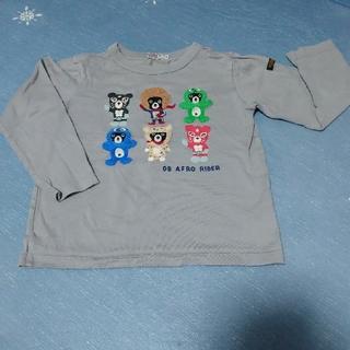 DOUBLE.B - ミキハウス ダブルB ロングTシャツ 120