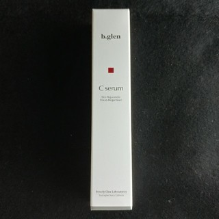 ビーグレン(b.glen)のCセラム C serum(美容液)