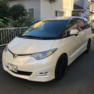 トヨタ - トヨタ エスティマ3.5アエラス4WD