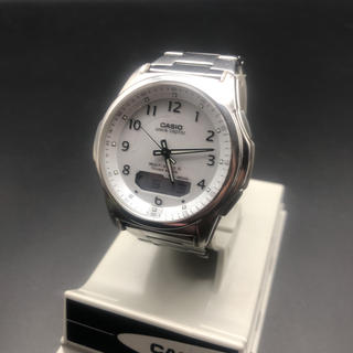 CASIO - 即決 CASIO カシオ ソーラー 腕時計 WVA-M630