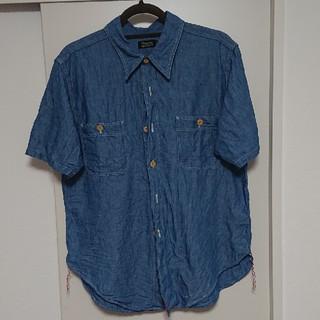 ウエアハウス(WAREHOUSE)のダッパーズ スタンダードショートスリーブシャツ LOT1309(シャツ)