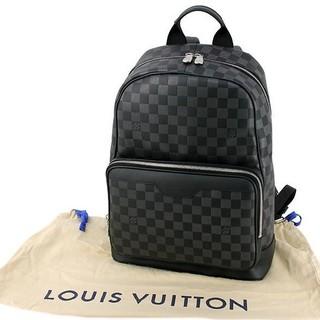 LOUIS VUITTON - LOUIS VUITTON LVキャンパスバックパック ダミエアンフィニ