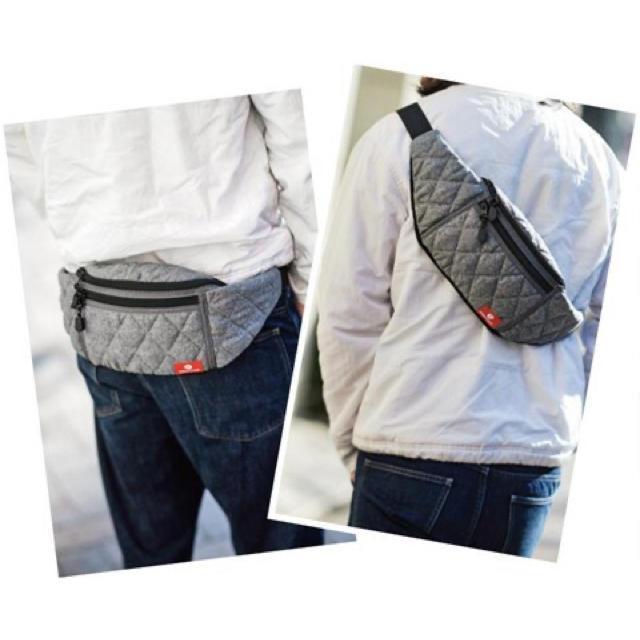 MARMOT(マーモット)のMarmot(マーモット) ボディバッグ 付録 メンズのバッグ(ボディーバッグ)の商品写真
