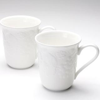 ウェッジウッド(WEDGWOOD)の【新品】wedgwood ペアマグカップ(グラス/カップ)