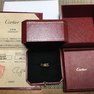Cartier - カルティエ トリニティリング Cartier 48