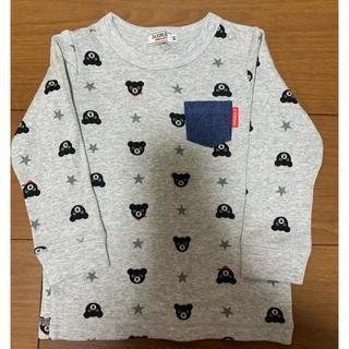DOUBLE.B - ダブルビー ロンT 長袖 90