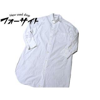 マディソンブルー(MADISONBLUE)のA16 マディソンブルー ◆ XS J.BRADLEY ロング シャツ(シャツ/ブラウス(長袖/七分))