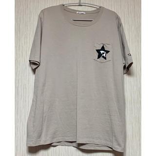 アーノルドパーマー(Arnold Palmer)のアーノルドパーマーのTシャツ⭐︎ベージュ(Tシャツ(半袖/袖なし))