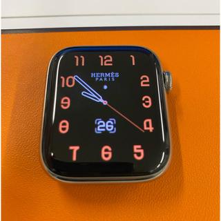 エルメス(Hermes)のApple Watch Hermès 44mm series4 cellular(腕時計(デジタル))