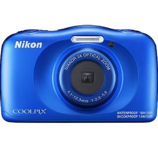 Nikon - Nikon デジタルカメラ COOLPIX W150 防水 W150BL クール
