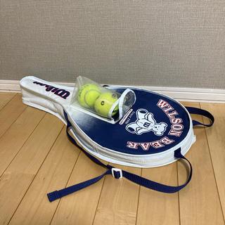 ウィルソン(wilson)の子供 テニス ラケット 2本セット Wilson ウィルソン(ラケット)