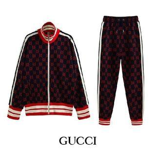 グッチ(Gucci)のGUC◒CI 上下セット(ジャージ)