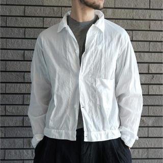 コモリ(COMOLI)のcomoli ベタシャン ブルゾン コモリ シャツ ジャケット AURALEE(シャツ)