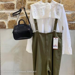 フリークスストア(FREAK'S STORE)のCimarron jeans ミリタリーサロペット(サロペット/オーバーオール)