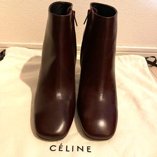 celine - CELINE セリーヌ ブーツ バンバン