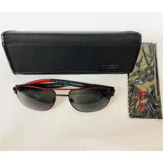 トゥミ(TUMI)の新品 未使用 TUMI サングラス メガネ 眼鏡(サングラス/メガネ)
