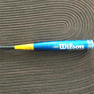 ウィルソン(wilson)のウィルソン DeMARINI軟式用バット(バット)