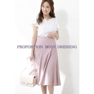 PROPORTION BODY DRESSING - スカート PROPORTION BODY DRESSING