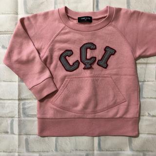 コムサイズム(COMME CA ISM)のCOMMECAISMトレーナー(Tシャツ/カットソー)