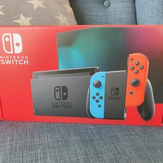 Nintendo Switch - ニンテンドースイッチ 本体 5%オフクーポン使えます!